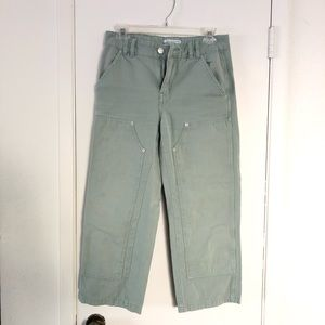 Urban Outfitters light green cargo pants